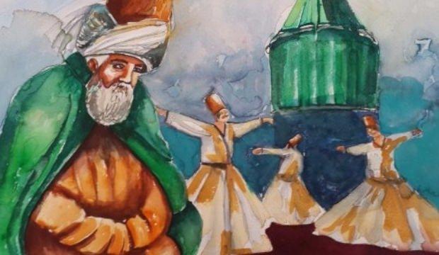 Mevlana Rumi the Most Popular Poet in America