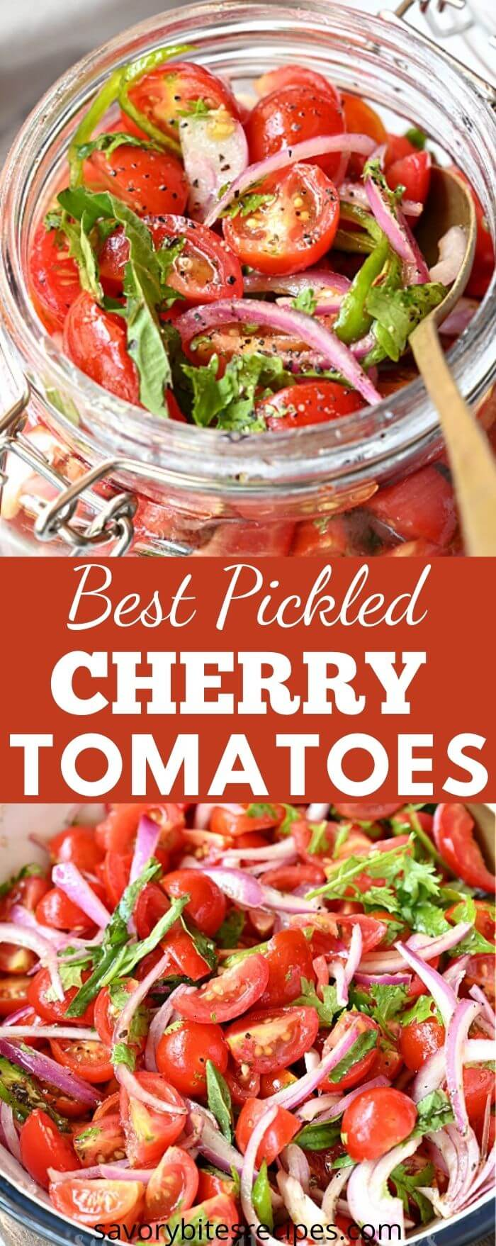 Best Pickled cherry tomatoes