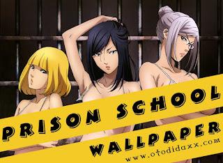 Android Wallpaper Prison School Keren dan Sexy