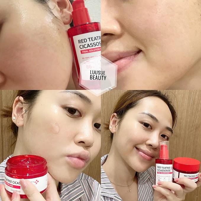 [THỰC TẾ]Các bước skincare cho da dầu mụn nhạy cảm