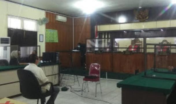 Rugikan Negara Rp2,6 Miliar, Jaksa Tuntut Wabup Bengkalis 8 Tahun Penjara