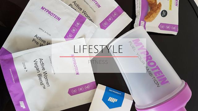 MyProtein protein samples