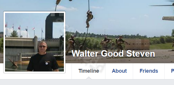 ScamHaters United Ltd: WALTER GOOD STEVEN    NOT AN AMERICAN