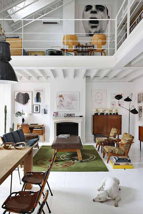 desain rumah minimalis 2 lantai unik