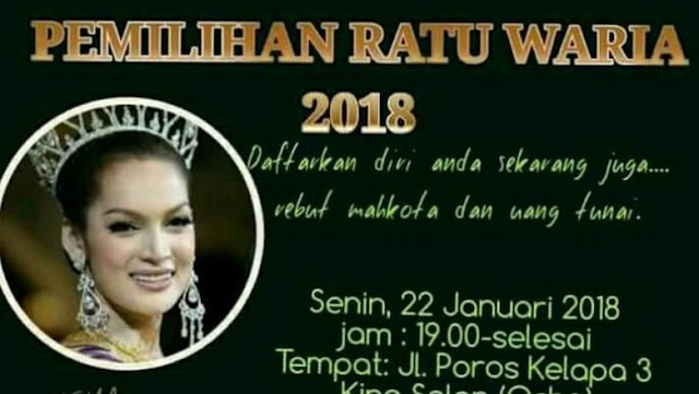 Viral! Pemilihan Ratu Waria Hebohkan Makassar, Ini Faktanya