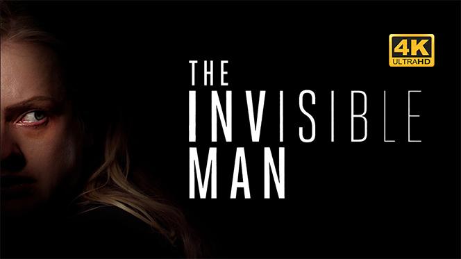 El Hombre Invisible (2020) 4K UHD 2160p Latino-Ingles