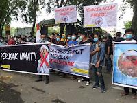 Gerakan Pemersatu Bangsa (GPB) Ikut Menyatakan Menolak Kehadiran Habib Rizieq Shihab (HRS) di Kota Medan