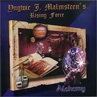 """Ο δίσκος του Malmsteen """"Alchemy"""""""
