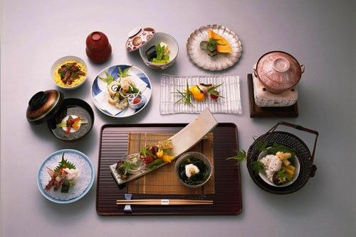Muốn Sống Lâu Hãy Học Cách Ăn Như Người Nhật