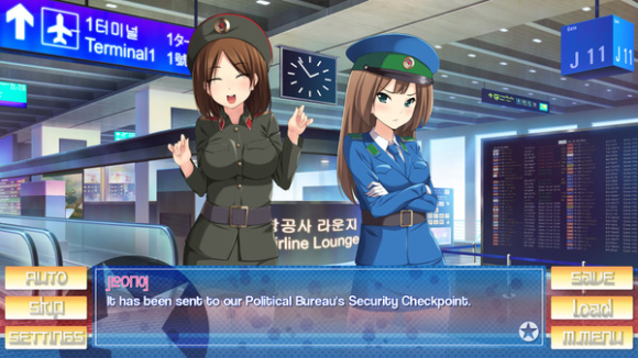 Stay! Stay! Democratic People's Republic of Korea
