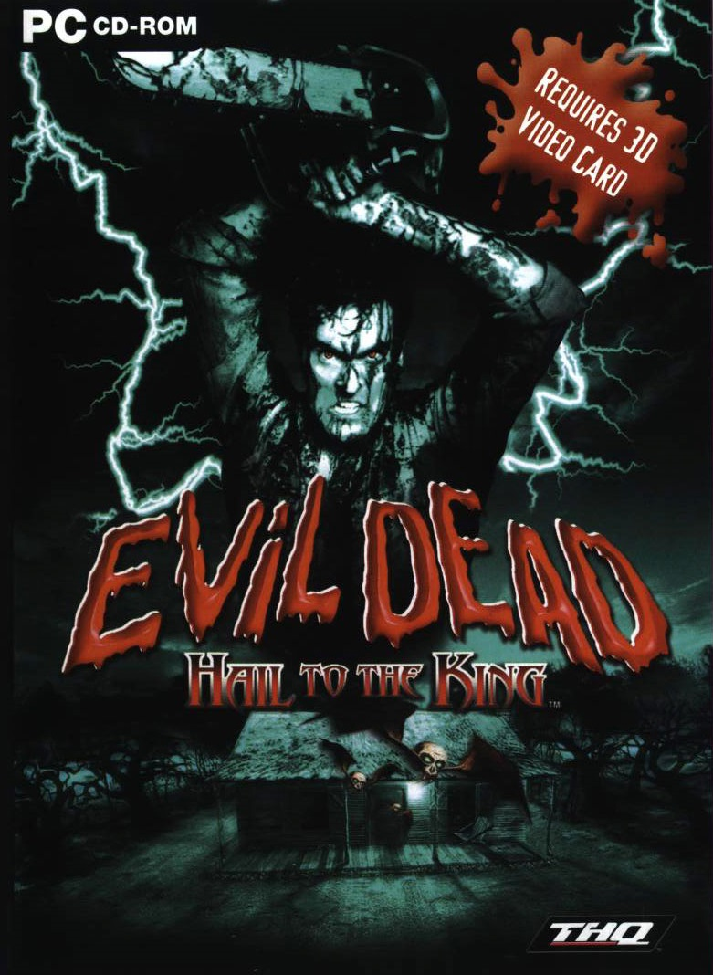 Evil Dead Hail To The King Pc Ingles Google Drive Juegos De Pc