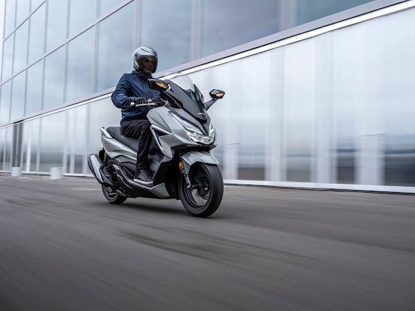 Honda Forza 350, CBR 1000RR-R Fireblade SP e CRF 1100L Africa Twin confirmadas para o Brasil em 2021