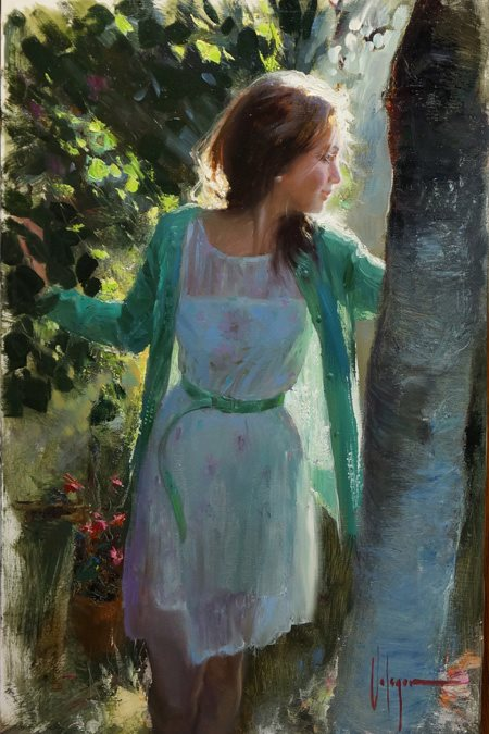 Vladimir Volegov b. 1957 - Russian Artist