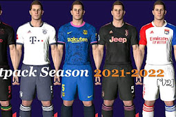 Leaked Kitpack Season 2021/2022 V2 - PES 2017
