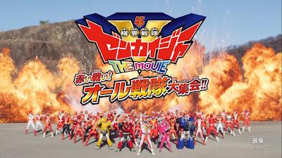 Kikai Sentai Zenkaiger the Movie