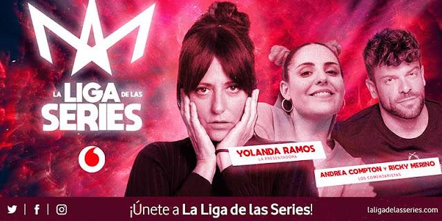 La Liga de las series en Vodafone