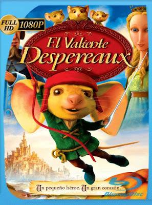 El valiente Despereaux (2008) HD [1080p] latino[GoogleDrive] RijoHD