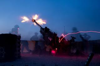 Ledakan Bom Hantam Depot Senjata Milik Syiah Irak