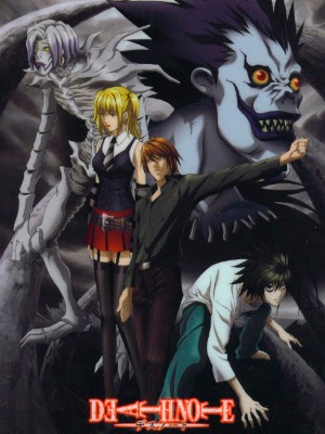Death Note 37/37 [VL] [Sub Esp] [MEGA]