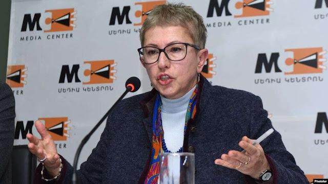 Soros denuncia campaña de desprestigio en Armenia