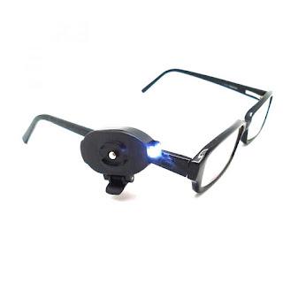 Jual TaffLED Lampu Baca LED Klip Kacamata Glasses Light 1Pcs ZMD00165