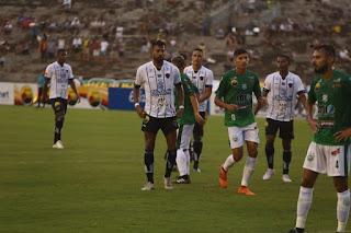 Nacional é goleado pelo Botafogo-PB e corre risco de rebaixamento