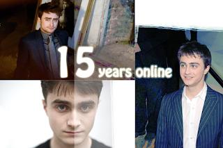 DJR Holland is 15 years online!