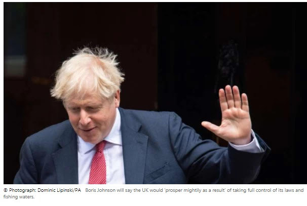 Brexit: Johnson will end his withdrawal from the European Union