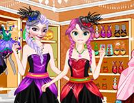 لعبة بنت وصديقتها ايلزا