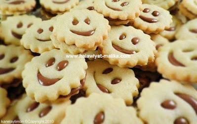 biscuit smile بسكويت الإبتسامة