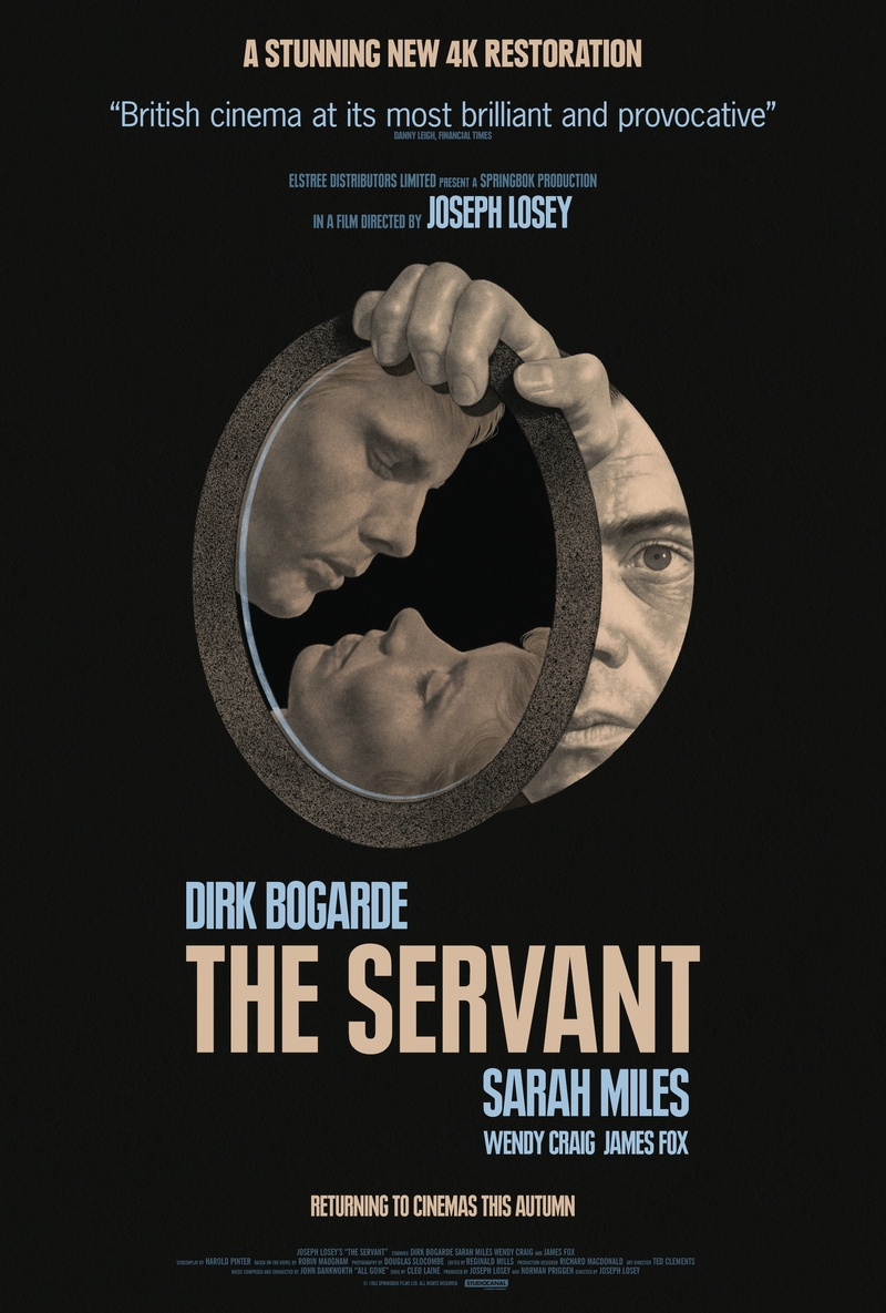 the servant poster