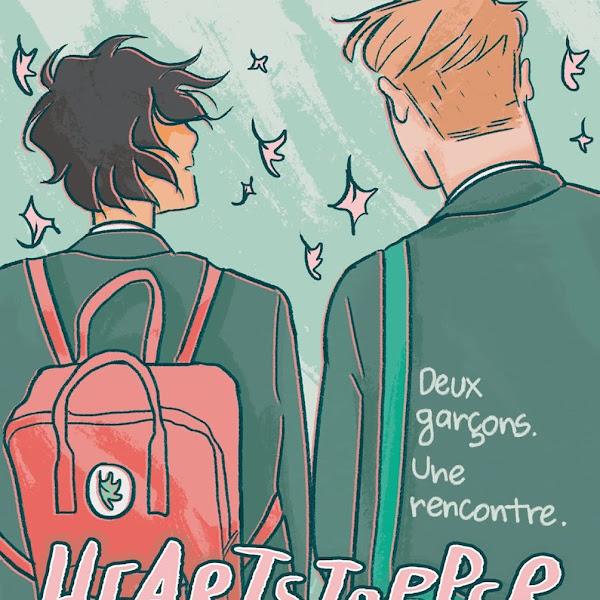 Heartstopper - tome 1 - Deux garçons, une rencontre ❤