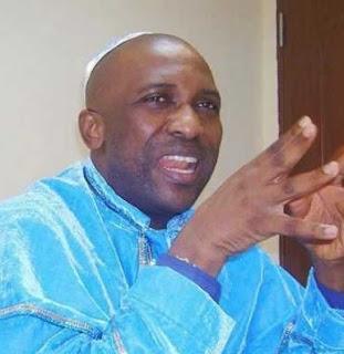 Primate Elijah Ayodele,