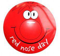 Red Nose Day Wishes pics free download