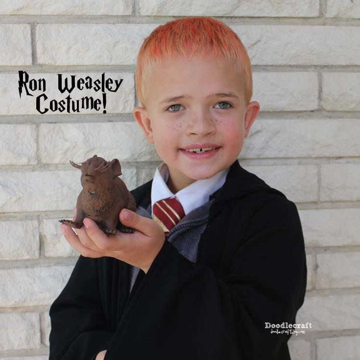 Doodlecraft Harry Potter Cosplay Ron Weasley