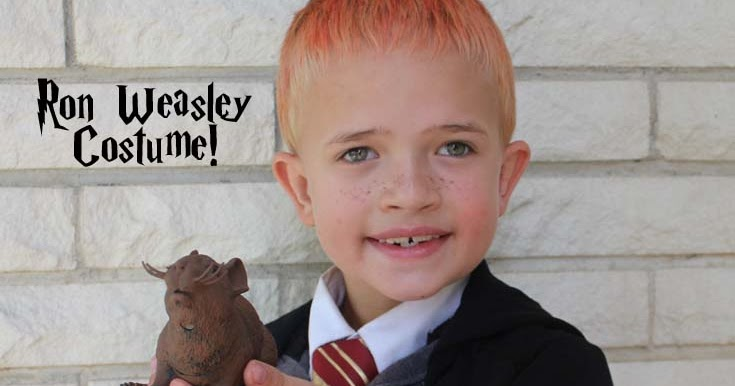 Harry Potter Cosplay: Ron Weasley