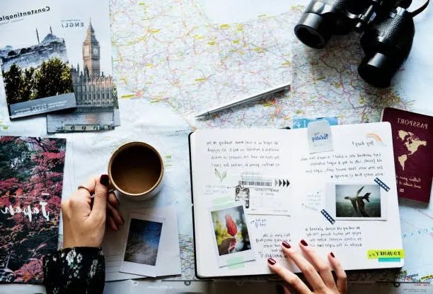 2. Draft a Loose Itinerary. Travel Budget