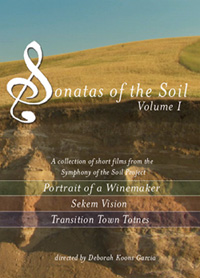 Symphony of the Soil, Sonatas of the Soil DVD cover