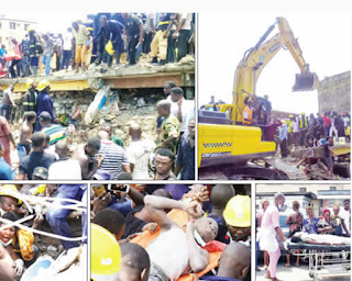 Update on Lagos collapsed building: Please Donate blood for victims —Red Cross