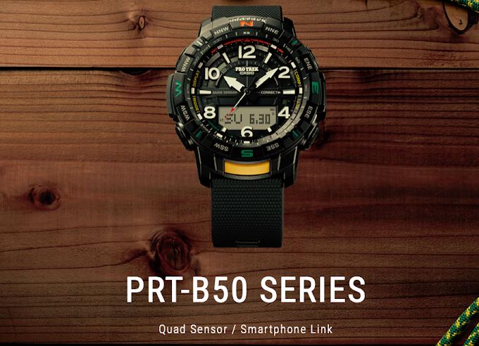 Jam Tangan Pro Trek PRT-B50 Series Tahun 2020