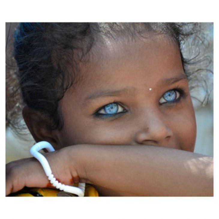 Top 20 Mata Yang Paling Unik & Menakjubkan! ~ Wordless Wednesday