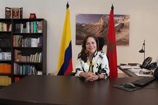 Las relaciones culturales entre Marruecos y Colombia