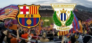 Барселона - Леганес смотреть онлайн бесплатно 23 ноября 2019 прямая трансляция в 15:00 МСК.
