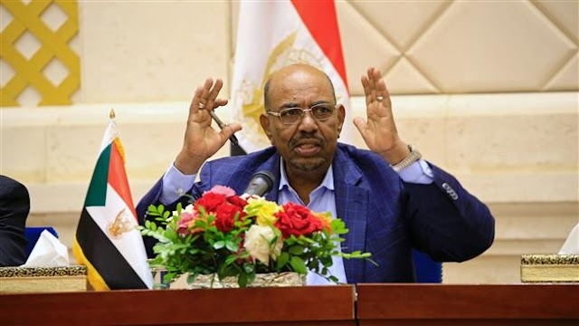 Sudanese President Omar al-Bashir accuses Egypt of supporting rebels at war with Khartoum
