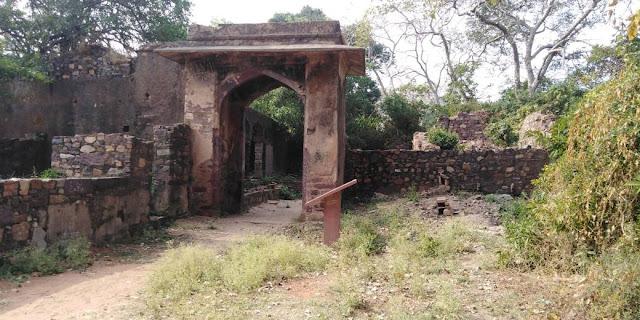 Ranthambore Fort Sawai Madhopur Rajasthan
