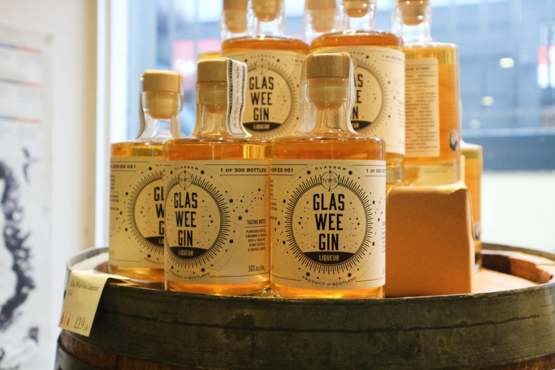 the good spirits co glasgow
