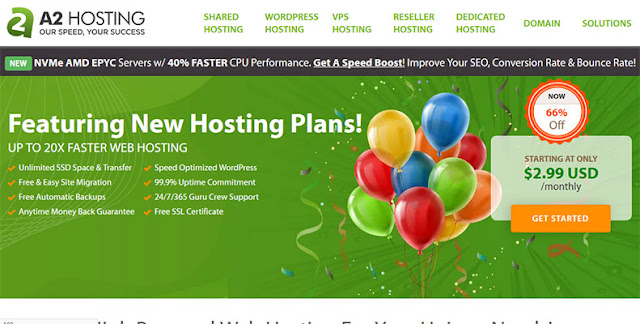 A2 Hosting Cheap hosting plan: $2.99/mo (36 months) | Renews $8.99: eAskme