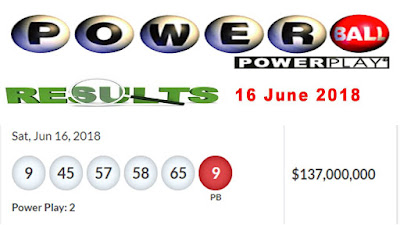 Powerball jackpot results Online