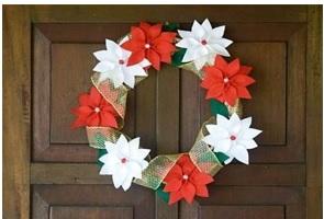Manualidades y adornos navideños para hacer en casa