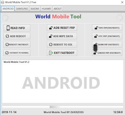 World Mobile Tool V1.2 Free Download